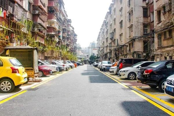 漳州:老旧小区焕发新颜 居民生活幸福提升