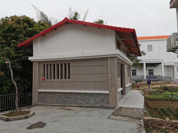 诏安南诏: 提升生态环境 构筑文明村居